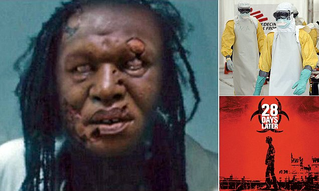 FAKE ZOMBIES FOR EBOLA HOAX